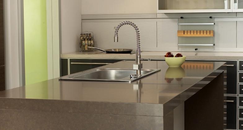 Keukenblad Quartz: American contractors quartz caesarstone countertops ...