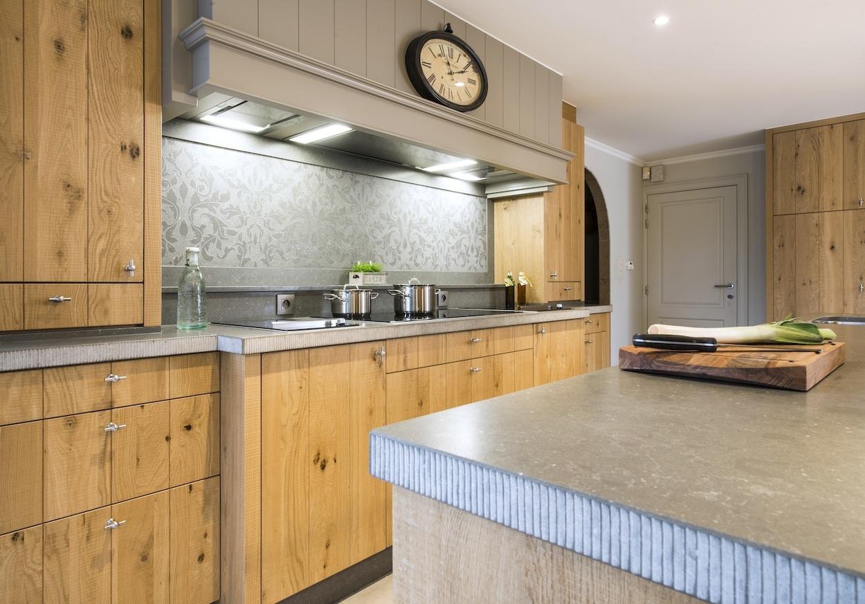 Granietshop voor uw keukenwerkblad in composiet