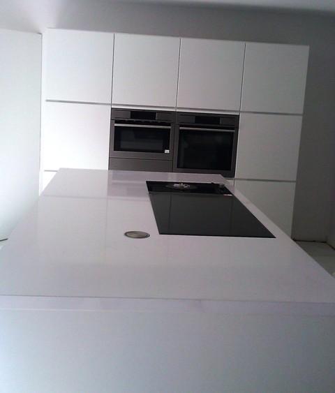 Granietshop voor uw keuken werkblad van Graniet, Composiet en ...