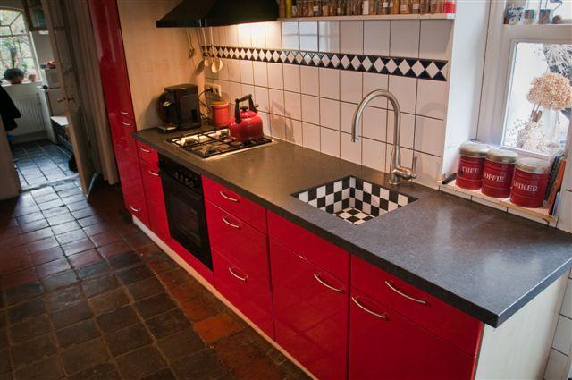 Granietshop voor uw keuken werkblad van graniet composiet en silestone