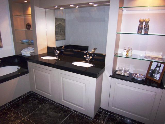 26 101252 graniet werkblad badkamer - Werkblad silestone ...
