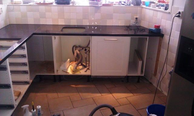 Tegelvloer Keuken Vervangen : Tegels Keuken Vervangen : Granietshop voor uw keuken werkblad van